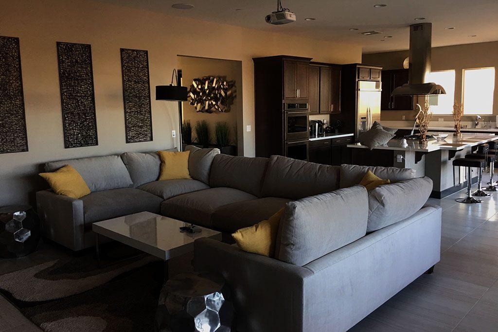 How Long Does Interior Design Take? - Livingroom